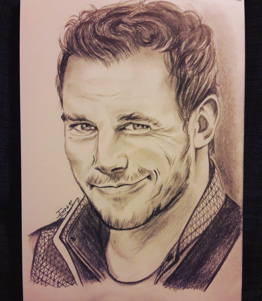 Chris Pratt por Jos2507